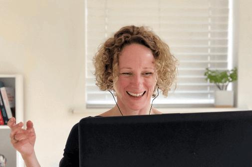 Debbie coaching online